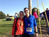 2012 We Care Twin Cities Half Marathon – 1:41:49